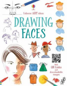 Drawing Faces av Rosie Dickins (Heftet)