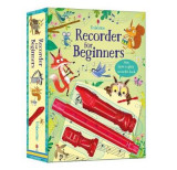 Omslag - Recorder for Beginners