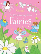 Omslag - First Colouring Book Fairies