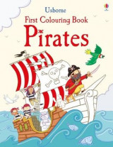 Omslag - First Colouring Book Pirates