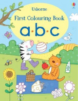 Omslag - First Colouring Book ABC