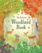 The Woodland Book av Emily Bone og Alice James (Innbundet)