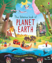 The Usborne Book of Planet Earth av Megan Cullis og Matthew Oldham (Innbundet)