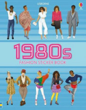 1980s Fashion Sticker Book av Laura Cowan (Heftet)
