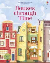 Omslag - Houses through Time Sticker Book