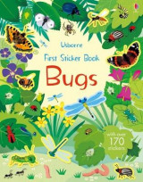 Omslag - First Sticker Book Bugs
