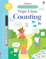 Omslag - Wipe-clean Counting