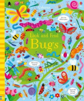 Look and Find Bugs av Kirsteen Robson (Innbundet)