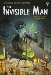 The Invisible Man av Alex Frith (Innbundet)