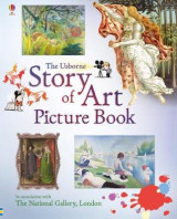 Omslag - Story of Art Picture Book