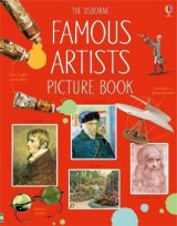 Omslag - Famous Artists Picture Book