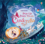 Omslag - Pop-Up Cinderella