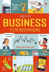 Business for Beginners av Lara Bryan og Rose Hall (Innbundet)