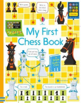 Omslag - My First Chess Book