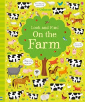 Look and Find on the Farm av Kirsteen Robson (Innbundet)