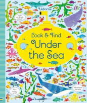 Look and Find Under the Sea av Kirsteen Robson (Innbundet)