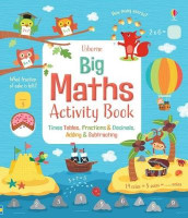 Big Maths Activity Book av Rosie Hore (Heftet)