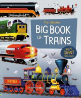 Omslag - Big Book of Trains