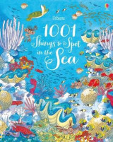 Omslag - 1001 Things to Spot in the Sea