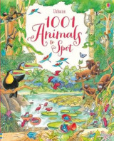 Omslag - 1001 Animals to Spot