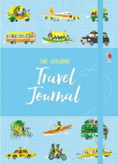 The Usborne Travel Journal av Rose Hall (Innbundet)