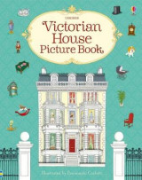 Omslag - Victorian House Picture Book
