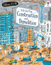 Lift-the-Flap Construction and Demolition av Jerome Martin (Kartonert)