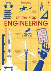 Lift the Flap Engineering av Alex Frith og Rose Hall (Kartonert)