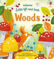Little Lift and Look Woods av Anna Milbourne (Kartonert)