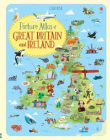 Omslag - Picture Atlas of Great Britain & Ireland