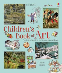 Children's Book of Art av Rosie Dickins (Heftet)