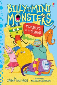 Billy and the Mini Monsters at the Seaside av Zanna Davidson (Innbundet)