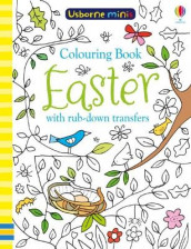 Colouring Book Easter with Rub Downs av Sam Smith (Heftet)