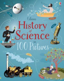 History of Science in 100 Pictures av Abigail Wheatley (Innbundet)