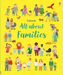 All About Families av Felicity Brooks (Innbundet)