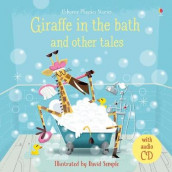 Giraffe in the Bath and Other Tales with CD av Russell Punter og Lesley Sims (Heftet)