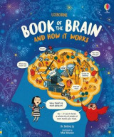 Omslag - Usborne Book of the Brain and How it Works