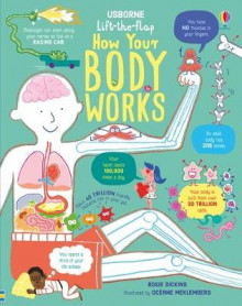 Lift-the-Flap How Your Body Works av Rosie Dickins (Kartonert)