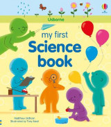Omslag - My First Science Book