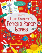 Little Children's Pencil and Paper Games av Kirsteen Robson (Heftet)