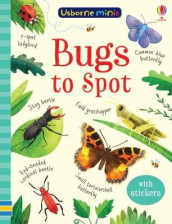 Bugs to Spot av Kirsteen Robson og Sam Smith (Heftet)
