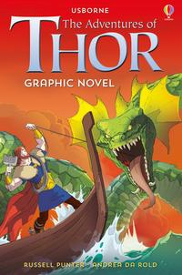 The adventures of Thor av Russell Punter (Heftet)