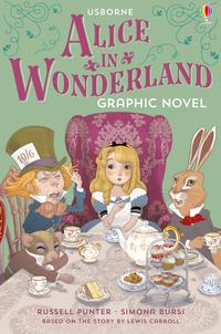 Alice in Wonderland Graphic Novel av Russell Punter (Heftet)