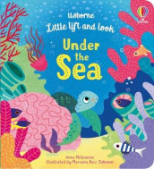 Little Lift and Look Under the Sea av Anna Milbourne (Kartonert)