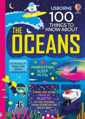 100 Things to Know About the Oceans av Lan Cook, Alex Frith, Alice James, Minna Lacey og Jerome Martin (Innbundet)