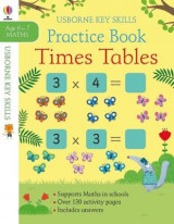 Omslag - Times Tables Practice Book 6-7