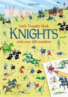 Knights Transfer Activity Book av Abigail Wheatley (Heftet)