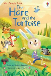 The Hare and the Tortoise av Susanna Davidson (Innbundet)