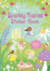 Little Sparkly Fairies Sticker Book av Kirsteen Robson (Heftet)