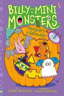 Billy and the Mini Monsters Monsters at Halloween av Zanna Davidson (Innbundet)